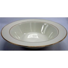 "9"" Ivory Vegetable Bowl"