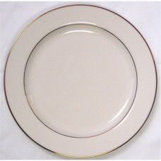 "12"" Ivory Charger Plate"