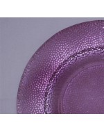 Purple Pebbled Glass (Limited QTY)