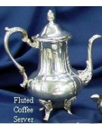 Silver Coffee or Tea Server