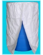 Water Barrel Covers-White